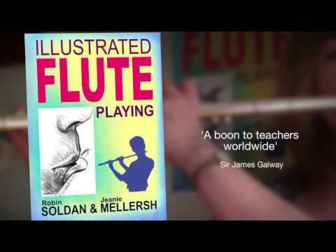 Illustrated Fluteplaying Now Available As An EBook