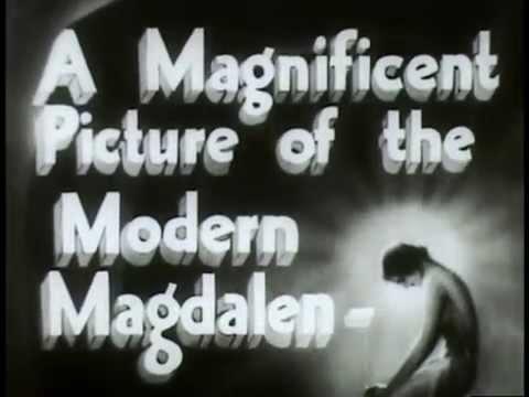 ABRAHAM LINCOLN and RAIN Walter Huston Trailers
