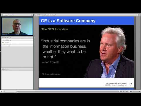FLOSS C01 (2017) - The Software Industry