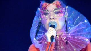 Björk - 5 years - live in Berlin 02.08.2015