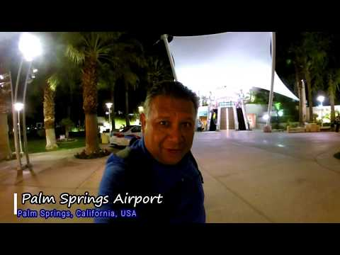 Palm Springs Airport Lookabout