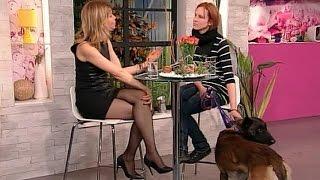 Soňa Müllerová Beautiful SLovakian Tv Presenter 11.03.2013