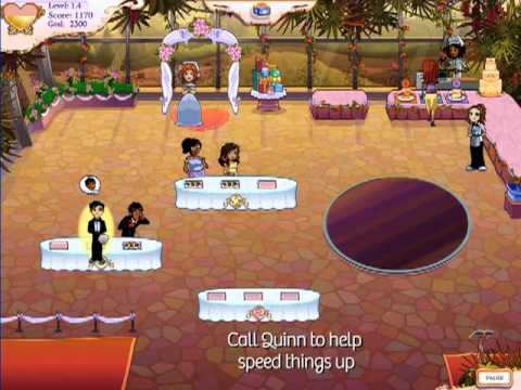 Wedding Dash 4-Ever Tutorial