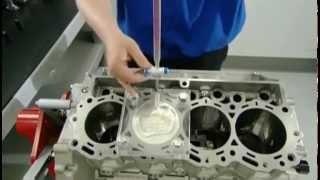 Гоночные Двигатели Для Ассоциации Наскар (1 Часть)