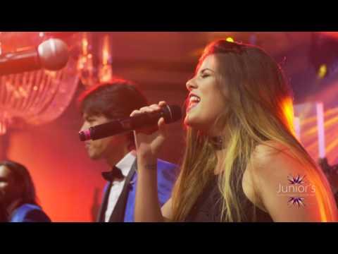 Junior's in Puerto Rico w/ Carlos Vives-Best Miami-Cartagena Wedding Band - Entertainment Company