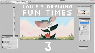 Louie's Drawing Fun Times - Episode 3
