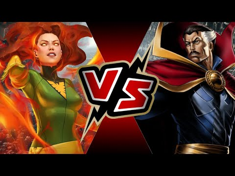 Classic Dr. Strange VS Phoenix  BATTLE ARENA