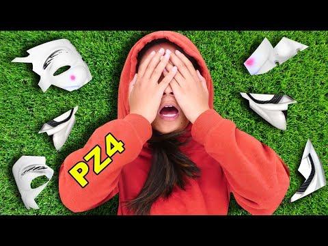 HACKER GIRL UNMASKED in NINJA BATTLE ROYALE (I Saw PZ4 Regina Face)