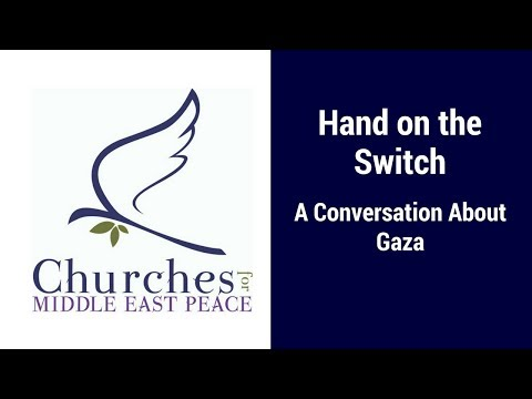 Hand on the Switch: A conversation about Gaza