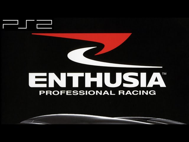 Playthrough [PS2] Enthusia Professional Racing - Part 1 of 2