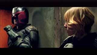 dredd 2012 the sentence is death movie clip 720p hd
