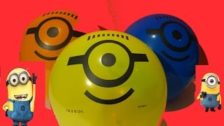 Minions Balloons Toys Surprise from the Movie Minions 2015 3
