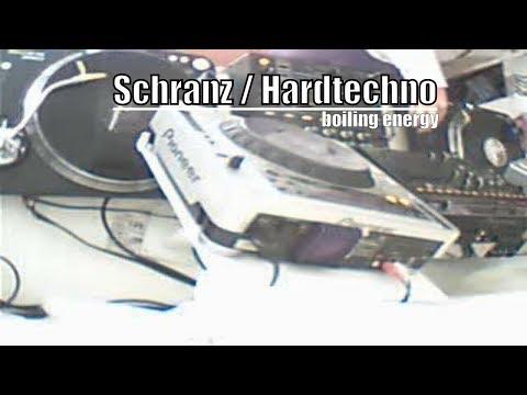 Videoset Hardtechno Schranz Mix by Boiling Energy