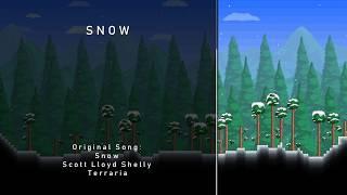 [House Remix] Snow — Terraria