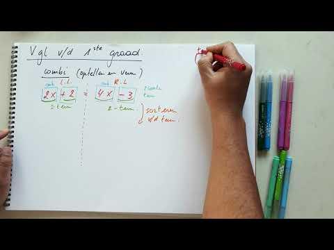Kwadratische vergelijkingen oplossen-3: Wiskunde - klas 3- VWO / Havo. from YouTube · Duration:  12 minutes 35 seconds