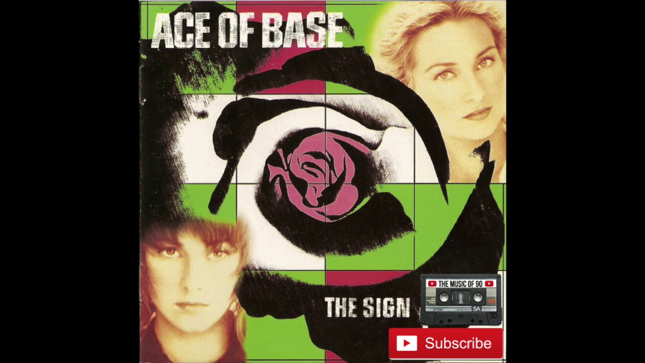 Download Ace of Base - The Sign 1993 FULL ALBUM