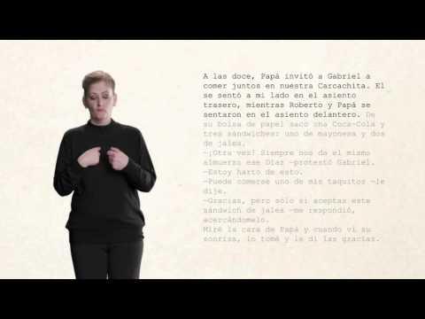 Cuento en Lengua de Señas Mexicana - El juego de la patada