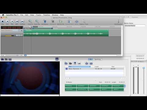 Red Giant QuickTip #59: Fast Musical Scoring For Motion Graphics With SmartSound Sonic Fire Pro
