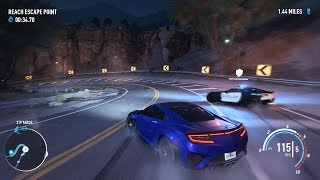 Need For Speed Payback - LV399 2017 Acura NSX Race Spec, 0-60 mph in 1.5 secs