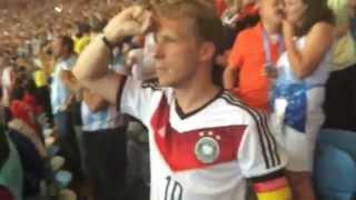 Oliver Pochers Gänsehautmoment- Götze schießt Deutschland zum Weltmeister 2014