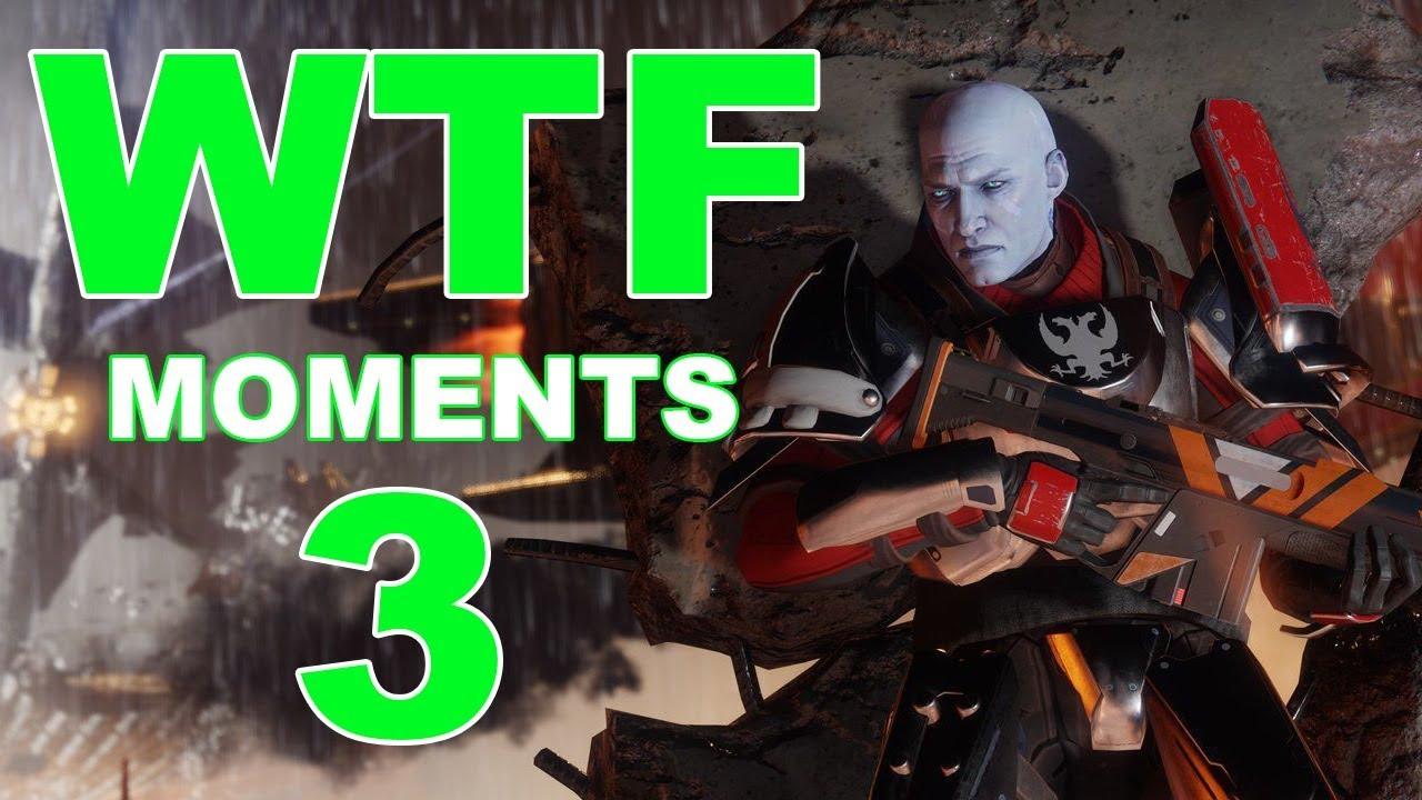 Destiny 2 WTF Moments #3