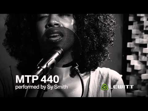 Sy Smith // LEWITT MTP 440 DM Vocal Demo
