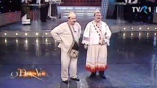 Romică Ţociu şi Cornel Palade - Doi moroşeni la Bucureşti (@O dată-n viaţă)