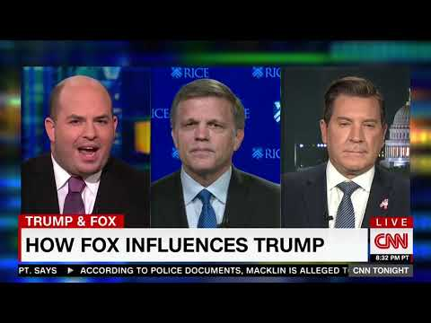 Doug Brinkley discusses Pres. Trump and the media on CNN