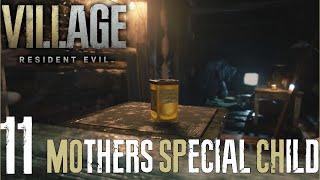 MOTHERS SPECIAL CHILDResident Evil Village Gameplay Walkthrough Part 11