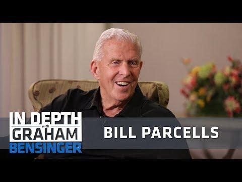 "Bill Parcells: Sean Payton was ""Dennis the Menace"" - YouTube"