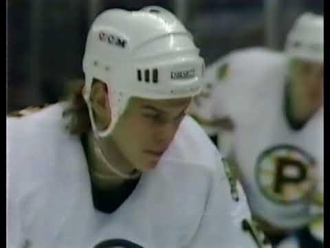 19930317 Providence Bruins Vs Springfield Indians