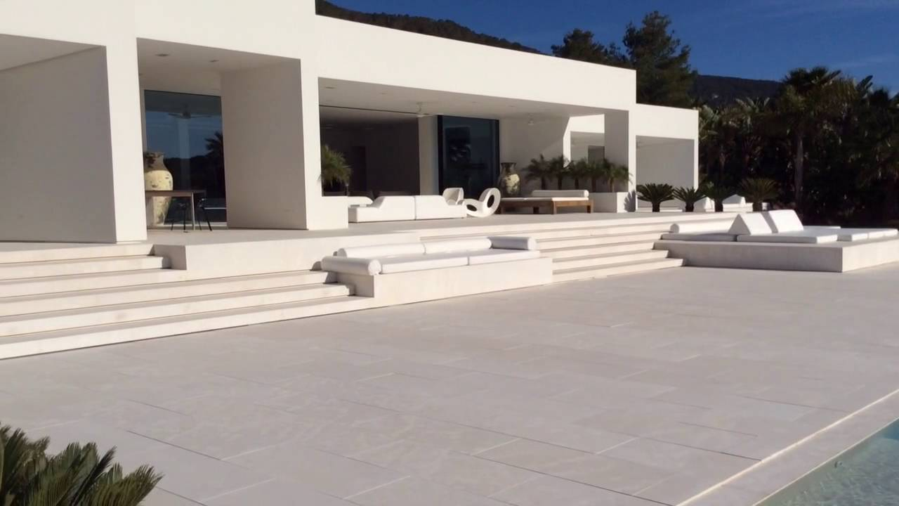 Luxe ibiza maison location atzaro vip villas louer l89 youtube for Maison luxe ibiza