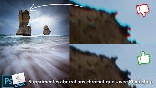 Supprimer les aberrations chromatiques avec Photoshop ! thumbnail
