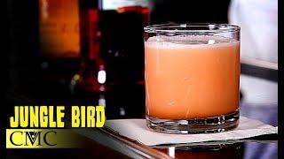 How To Make The Jungle Bird / Neat Tiki Drinks!