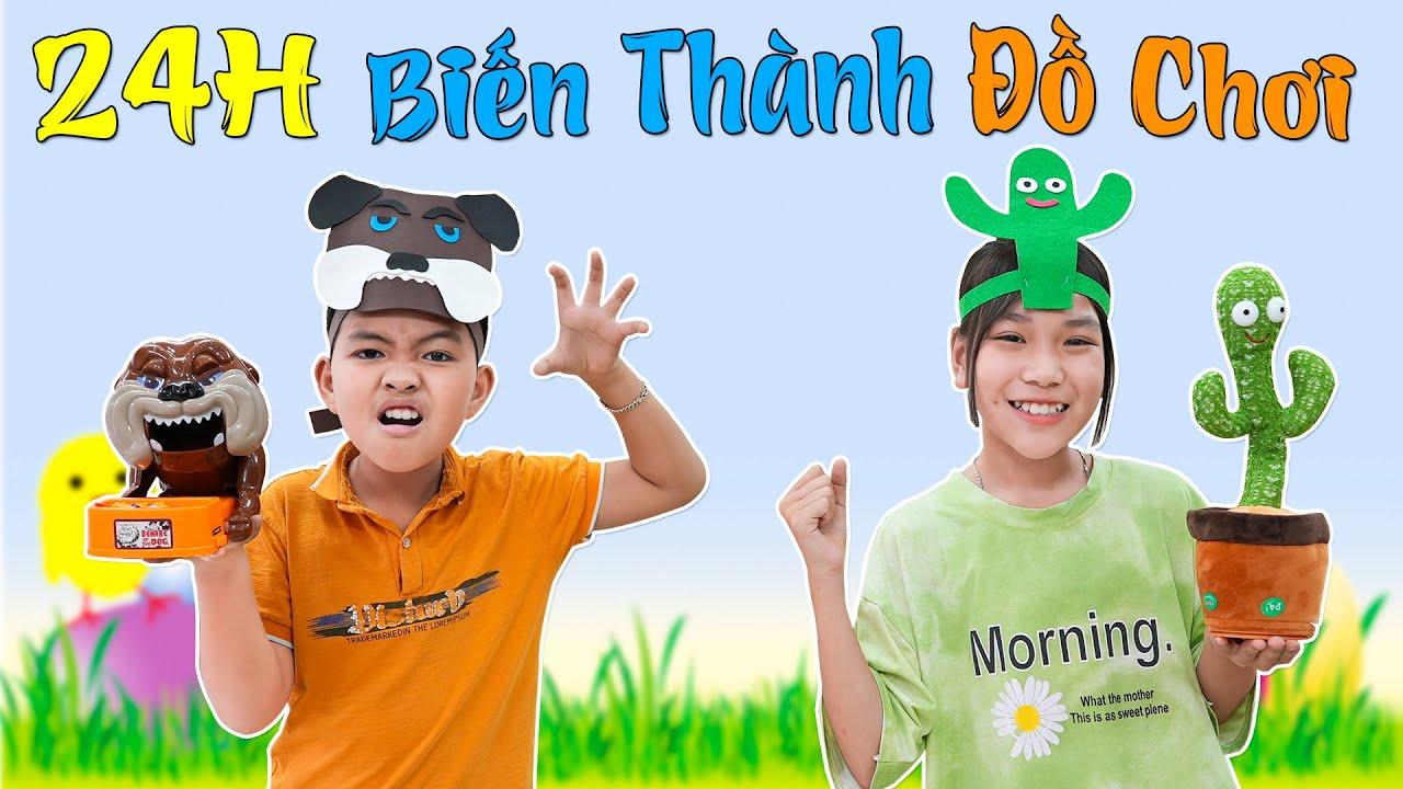 Download Khi Con Người Biến Thành Đồ Chơi ♥ Min Min TV Minh Khoa