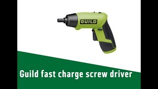 6228738 guild fast charge screw driver