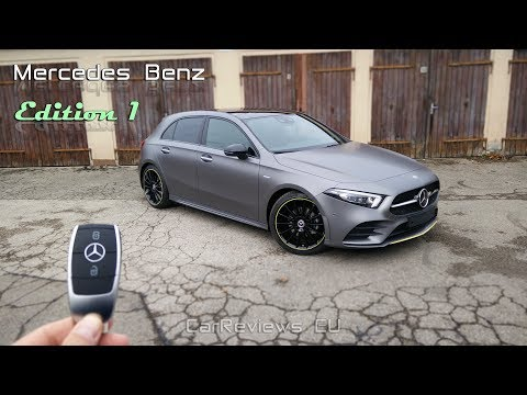 2019 Mercedes Benz A200 EDITION1 AMG-line