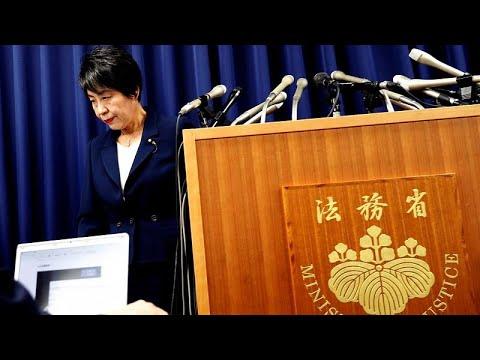 Japon : tous les condamnés de la secte Aum exécutés