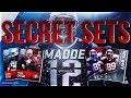 Secret Hidden Packs In Madden Mobile 18 | How To Make Coins Off Of the sets