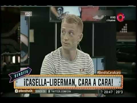 ¡Casella y Liberman, cara a cara!