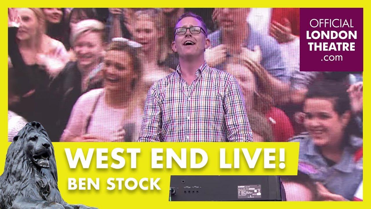 West End LIVE 2018: Ben Stock