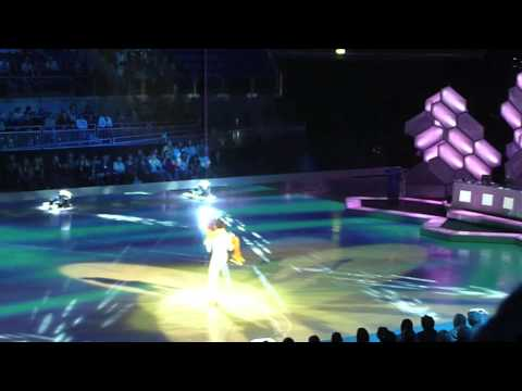 Dancing On Ice The Tour 2010 - Palascak & Lambert - Gave It All Away Stephen Gately Tribute