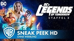 DC'S LEGENDS OF TOMORROW Staffel 3 - 6 Minuten Sneak Peek Deutsch HD German (2018)