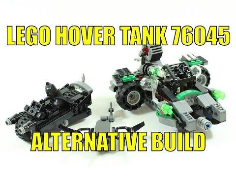 LEGO BATMAN VS SUPERMAN 76045 ALTERNATIVE LEX CORP SHOWDOWN!!