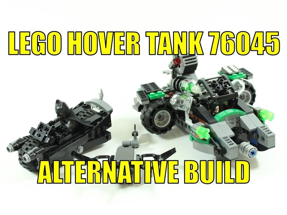 Lego  Alternative Build