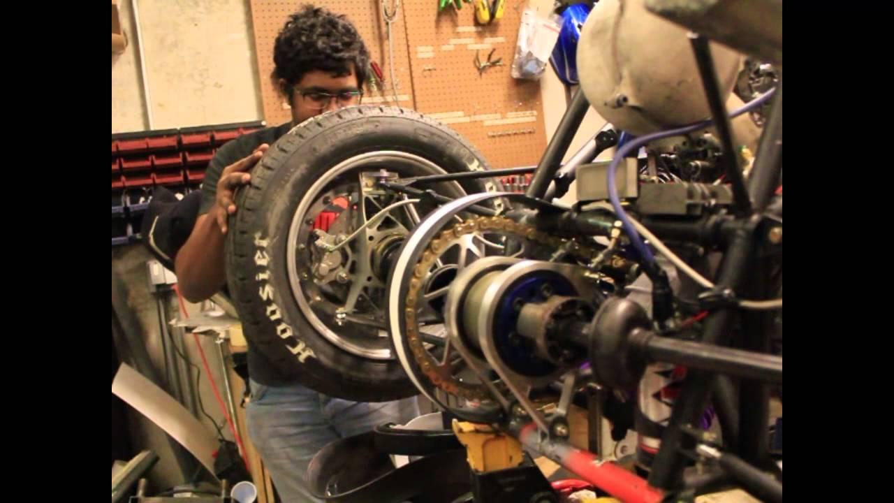 Download NU Formula Racing prepares for international competition
