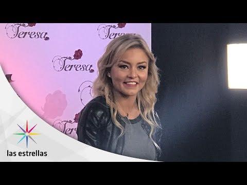 ¡Revive la transmisión en vivo con Angelique Boyer!  Teresa  Televisa
