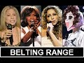 Download Female Singers with Fantastic Belting Technique MP3 song and Music Video