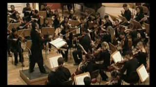 Student symphony orchestra of the Kurmangazy Kazakh National Conservatory