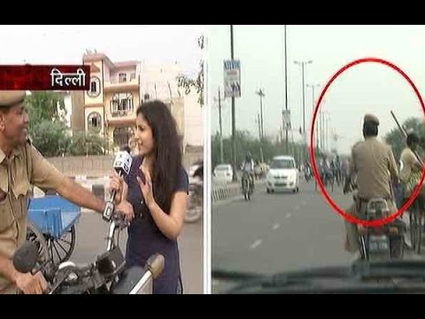 Sansani: Delhi police